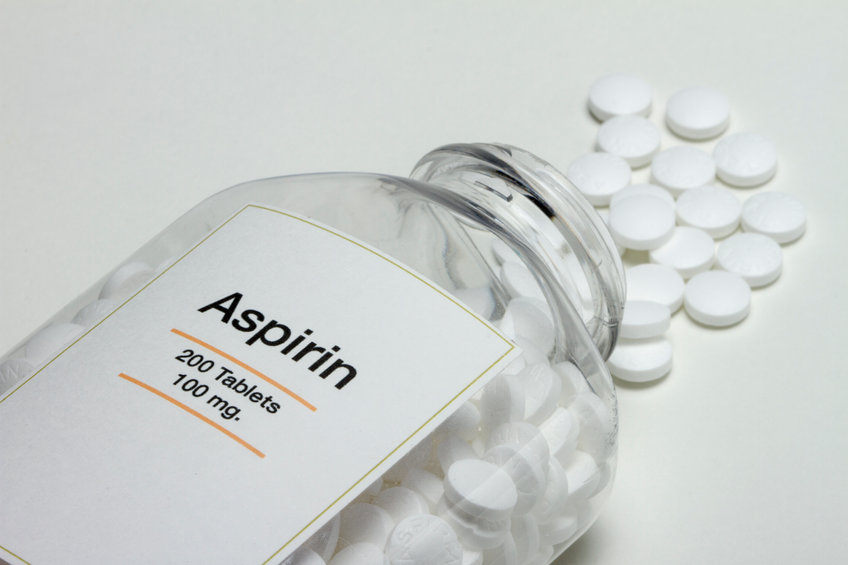 aspirin pharmacology